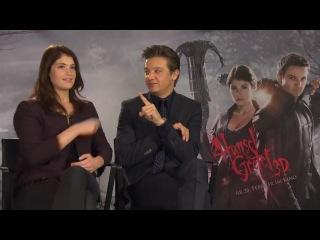Ratespaß mit Gemma Arterton & Jeremy Renner | Film-Scharade